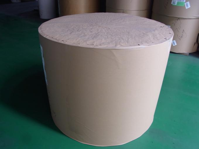 Wood Pulp White Coated Grey Back Duplex Board For Packing 230gsm - 450gsm