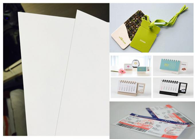Ream Packaging Grade A  Heavy Cardboard Sheets , Fine Art Paper Offset Printing