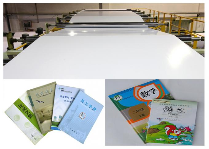 Glossy Poster Printing Paper , Hard Cardboard Printing Paper Customizable