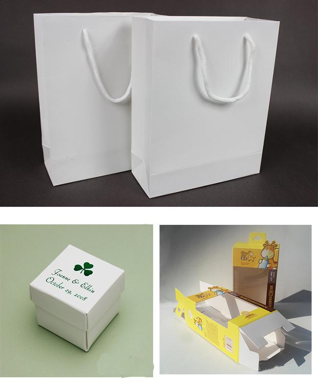 Wood Pulp Two Side White Cardboard Sheets One Side Coated For Printing