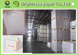 China Greeting Card Making Ivory Board Paper Cardbard Antistatic Strong Water Resistance supplier