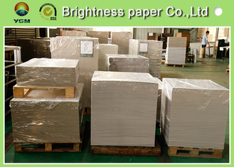 China Waterproof CCNB Grey Card Paper Board , Grey Recycled Paper Roll Eco Friendly supplier