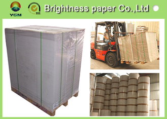 China Clay Coated Newsback Board Shoe Boxes Cardboard Rolls For Packaging Moisture Proof supplier