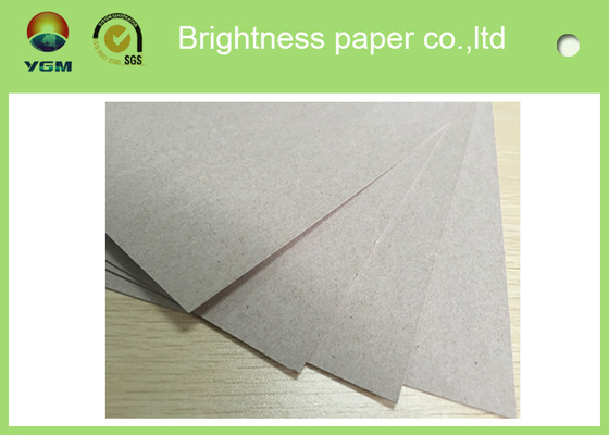 China 350g 0.42mm Ccnb Paperboard Packaging Boxes Cardboard Sheet AAA Grade supplier