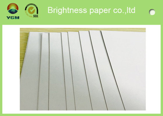 China two side white coated duplex board with white back CCWB for 250g-450g sheet size supplier