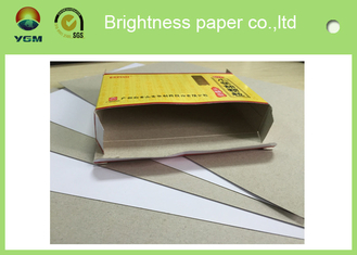 China Two Sides Coated Printing Paper Board For Shopping Bag High Brightness supplier