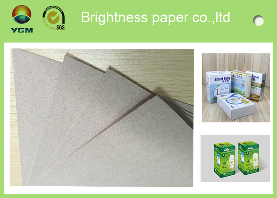 China 100% Pure Wood Pulp Coated Board Paper 250gsm - -450gsm Moisture Proof supplier