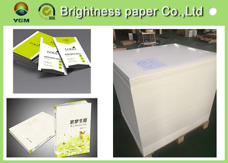 China Multiplication C1S Folding Box Board Stock Paper 700 * 1000 For Printing supplier