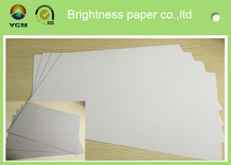 China Mixed Pulp Duplex Paper Board White Back For Printing Bag Anti Curl supplier