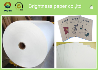 China Education Books Offset Printing Paper Sheets Recycled 700 * 1000mm supplier