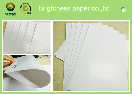 China Coated Two Sides Glossy Printing Paper For Magazines Waterproof supplier