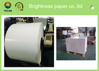 China Jumbo Roll Blister Board Paper Large White Cardboard Moisture Proof factory