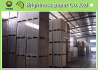 China CCNB Coated Board Paper Grey Back For Making Boxes Good Stiffness company