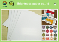 China Specialty Full 80gsm Art Paper Rolls , Recycled Craft Paper Wood Pulp Material factory