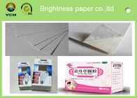 China Customized Size Ivory Card Making Paper , Bulk Cardboard Sheets For Craft factory
