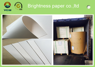 China High Stiffness Greeting Card Sheets , Glossy Cardboard Sheets Folded factory
