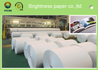 China Uncoated Ticket Printing Paper , Certificate Printing Paper High Density factory