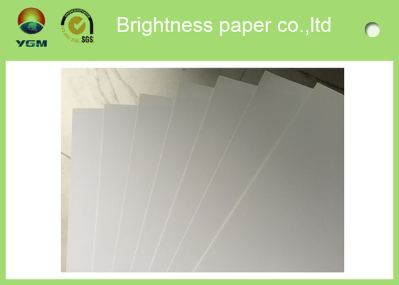 China Double Side Coated C2s Matt Art Paper , Magazine Printing Paper Waterproof distributor