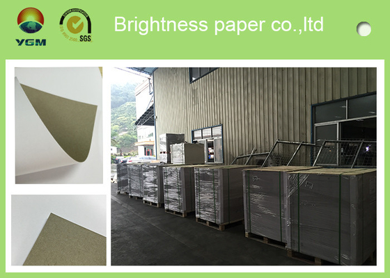 China Recyled High Stiffness Blister Board Paper 250g For Printing Package distributor