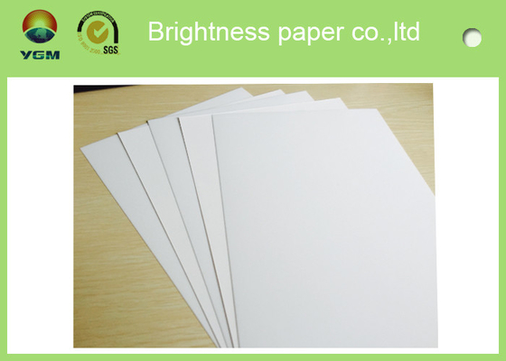 China Recycled Jewellery Boxes Paper Sheet , Coated Board Paper Folding Resistance distributor