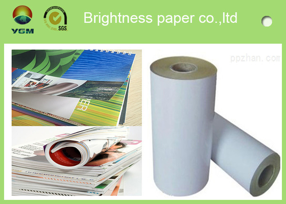 China Lightweight Glossy Photographic Paper , Wood Pulp Glossy Photo Paper distributor
