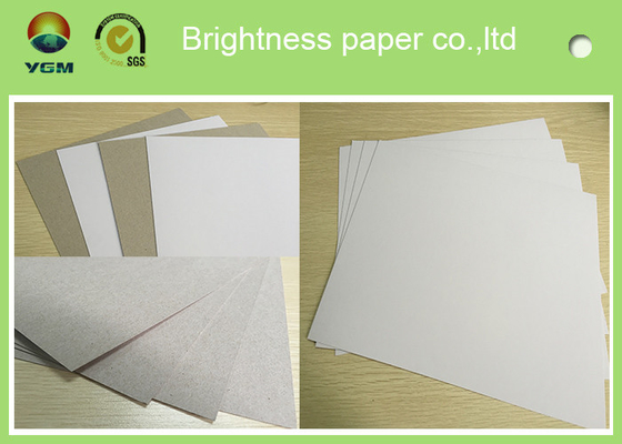 China 250gsm Duplex Paper Board Sheets For Printing Industry 787 * 1092mm distributor