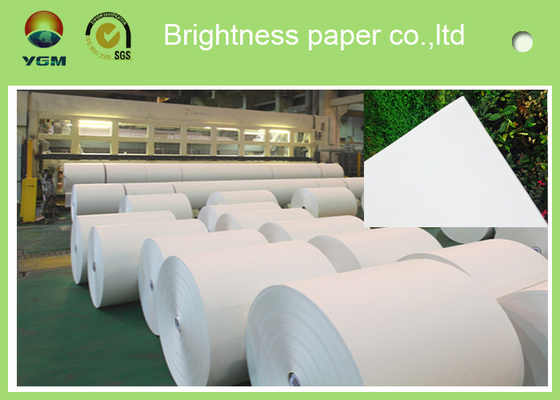 Full 70gsm Good Whiteness Business Card Paper / White Bond Paper Smooth Finish