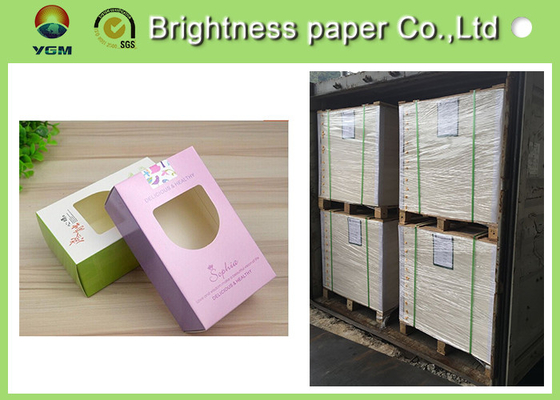 China 210 Gsm ~ 400 Gsm A0 Cardboard Sheets , Pre Cut Solid Cardboard Sheets distributor