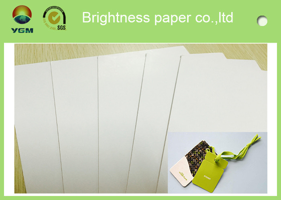China Two Side Printed A0 Card Sheets , C2S Glossy Strong Cardboard Sheets For Art distributor