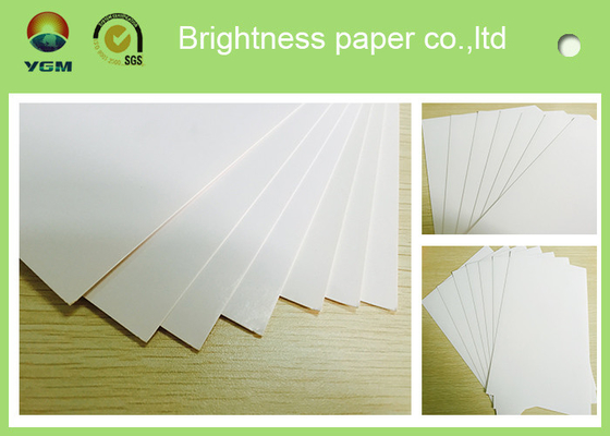 230gsm - 400gsm Packaging Box Paper FBB Paperboard Single Side Coated