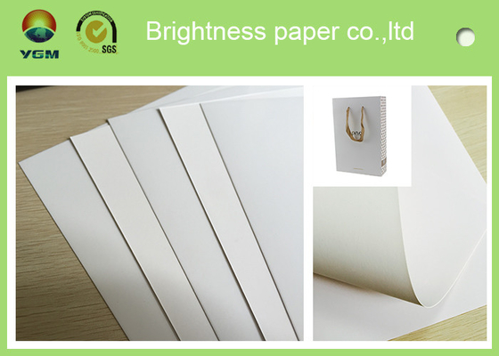 China 300 Gsm Customized Size Packaging Box Paper For Invitation Card Moisture Proof distributor
