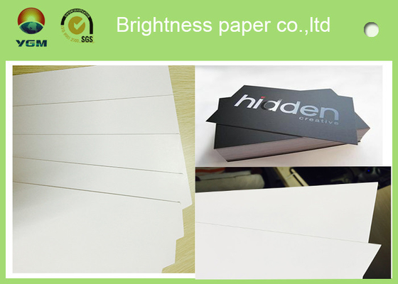 China White Coated Glossy Printing Paper Sheets For Gift Box 250gsm - 400gsm distributor