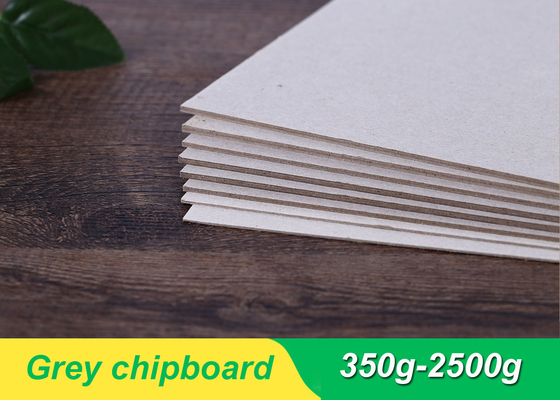 1mm 1.5mm mixed pulp laminated grey board/grey cardboard/grey chip board manufacturer