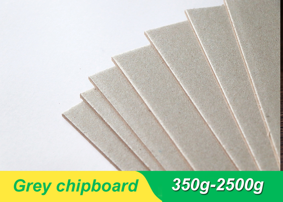 Rigid board grey board with two side grey 1mm 1.5mm 2mm 2.5mm for book cover